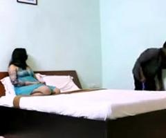 cuckhold Desi wife flashing her interior in hotel