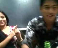 Horny Bagladeshi Girl Fondling with say no to brat frined