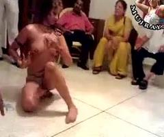 Desi Indian Pakistani Distant high assortment Nude Mujra Dance Line