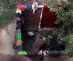 desi bhabhi hot webcam cease operations bathing video part 2