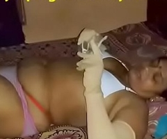 hot despondent bengali geeta aunty from kolkata india