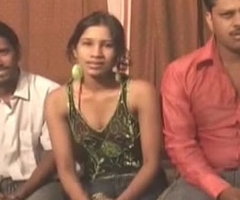 Indian Threesome Sexual relations From Mumbai