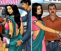 Savita Bhabhi Episode 76 - Closing dramatize expunge Deal