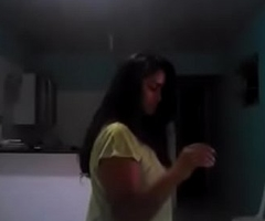Swathi naidu&rsquo_s sister dance act out