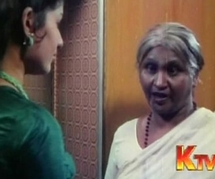 CHANDRIKA HOT BATH SCENE from her debut movie in tamil