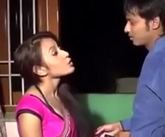 Bhabhi with the addition of dever dwelling alone sex in india desi