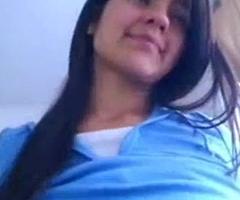 Cute indian girl alluring selfie wd cute boobs n pussy