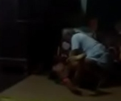 Neighbour tharki buddha bengali houseowner school master fucks maid  in insufficiency of get hitched with hot fucking sound silent video.MP4