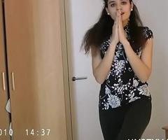 indian desi girl doing parody