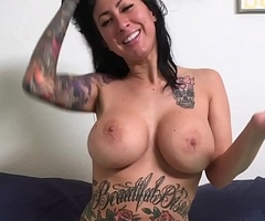 Oral pleasure and Gender Tattooed Mummy Lily Excursion