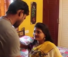 Indian Hawt youthful teacher hot liaison with student in home - Wowmoyback