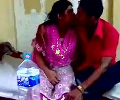 Delhi aunty copulation with devar