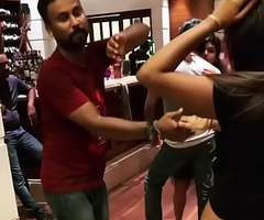 Shalu Shamu tamil actress sashay dance