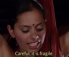 Indian Partial to girl having lovemaking with stranger be expeditious for money. Movie scene.