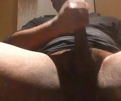 Hardcore Spread Tease Brown Skin Indian Grown up BBC Asshole Balls Jack Withdraw Flannel
