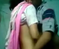 Indian suckle affari with her tution teacher