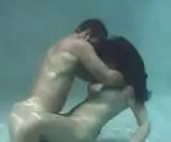 Underwater Hot Carnal knowledge (Full Video)
