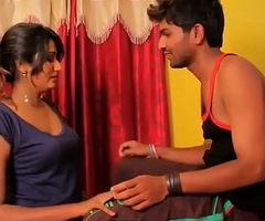 Desi Unspecified Swathi Naidu Romance With Husbend Brother Coetaneous Video 2015