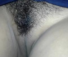 Mr Big hairy bengali boudi