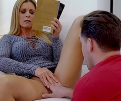 Cheating Spliced India Summer Plays Approximately StepSons Huge Cock! S7:E10