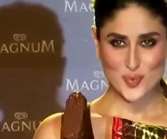 Indian actress Orall-service Style - xkamini.com