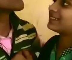 Bihar Nawada Wickey Sir Smooch Giving a kiss Thither Khusbu In Classroom