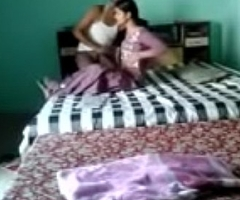 Newly Married Indian Stiffener Affaire de coeur with Hindi Audio
