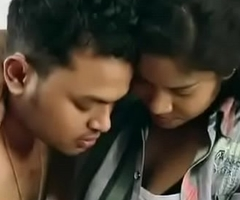 New Telugu lovers having sex