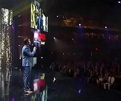 AVN 34th Award (2017) Best in Sexual connection [Asa Akira, Joanna Angel, Doug Benson] Adult Video News